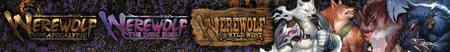 Werewolf the Apocolypse @ Storytellers Vault