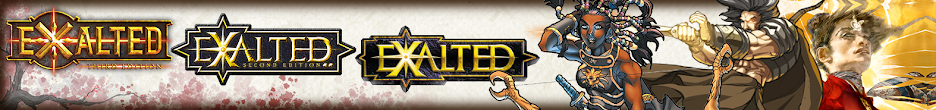 Exalted @ Storytellers Vault